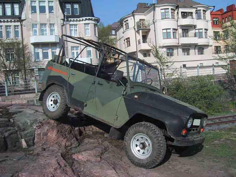 UAZ 315126