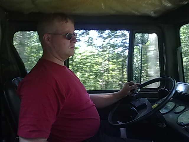 Kooee Scania SBA111 ratissa
